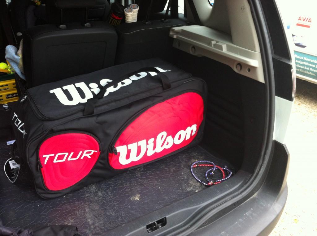 Wilson Tour Traveller Bag