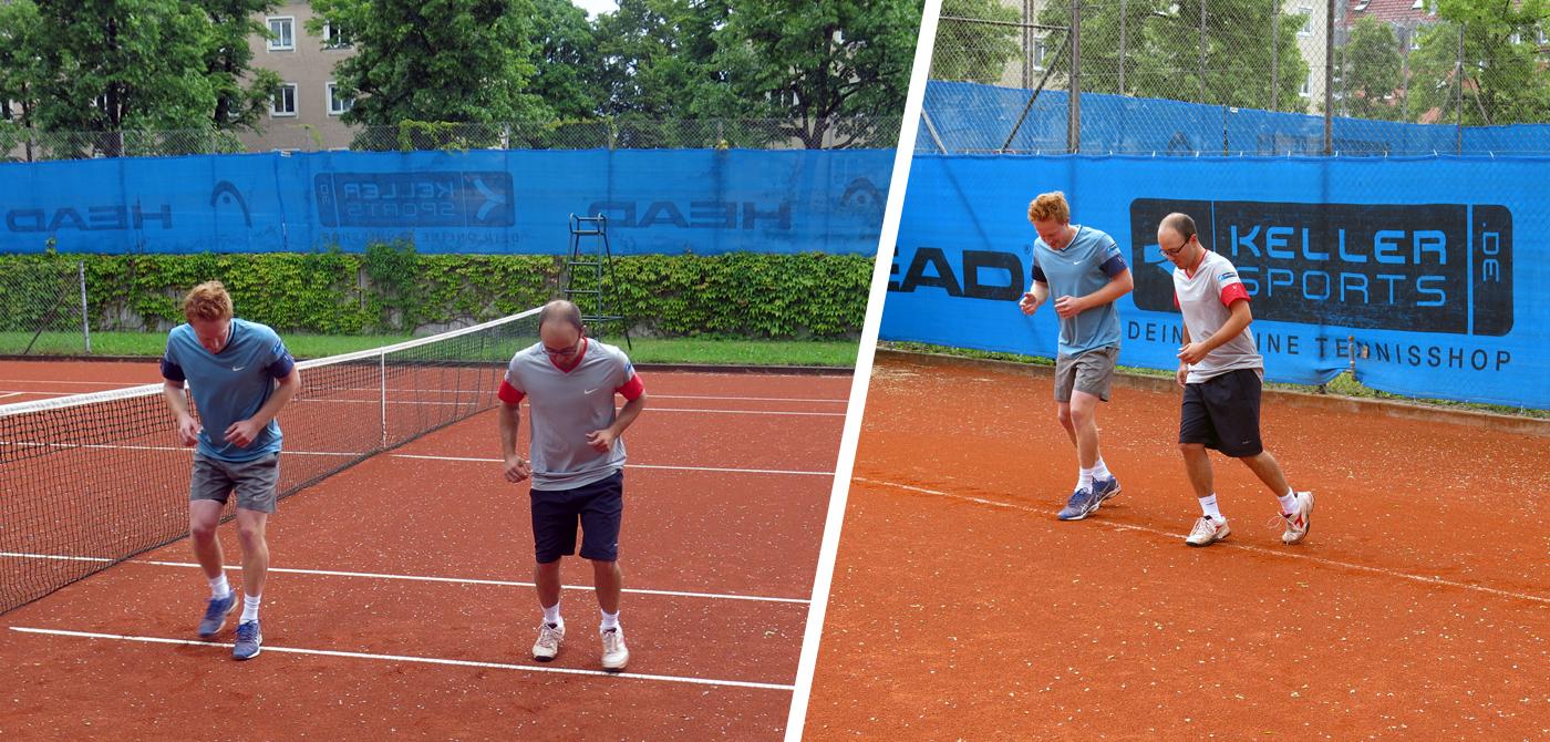 Tennistraining: Unsere 6 Lieblings-Aufwärmübungen