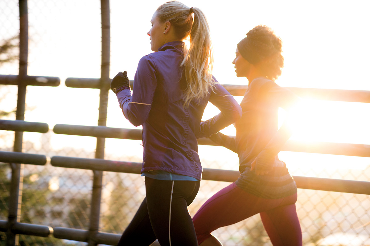 4 Trainingsmethoden im Ausdauertraining