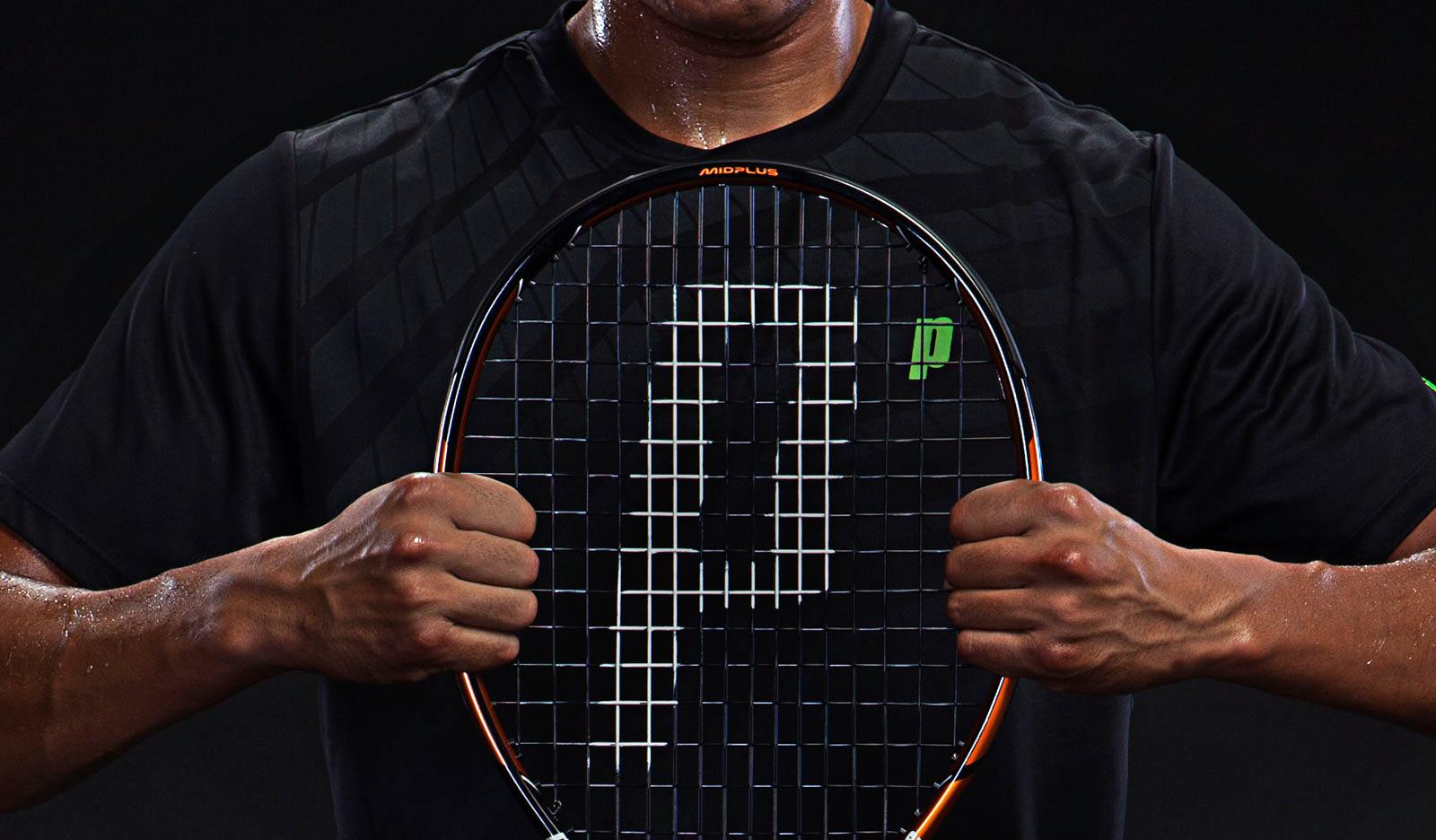 Finde das ideale Saitenbild für deinen Tennisschläger