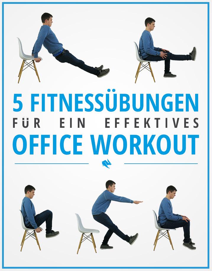 Office Workout Übungen