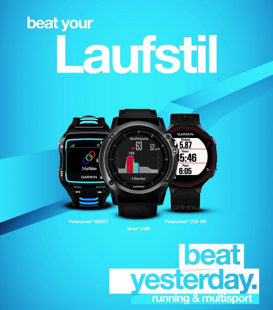 #BeatYesterday_Kampagnenmotiv RUNNING_CityLight2(c)Garmin Deutschland GmbH