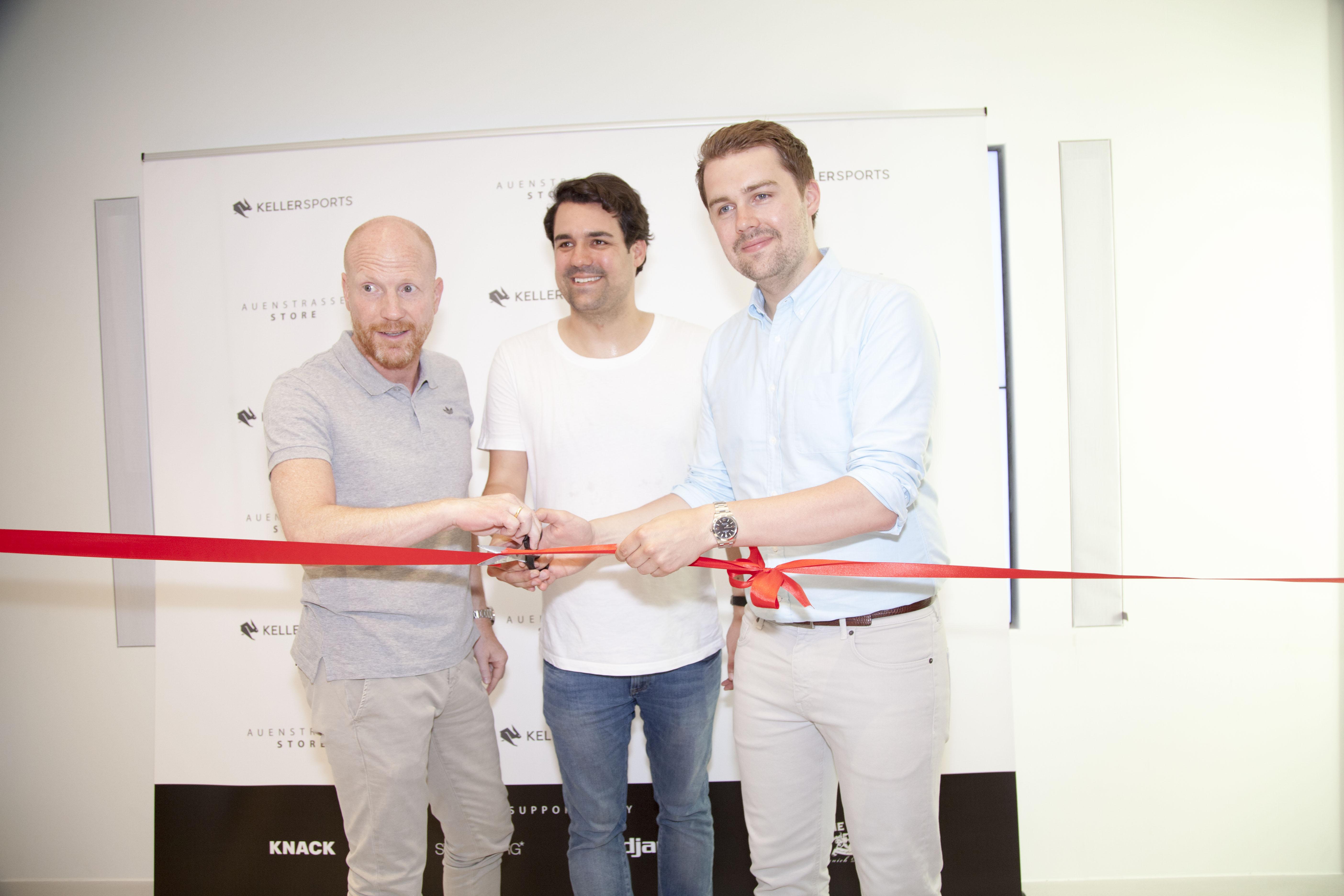 Erster Keller Sports Store eröffnet in München