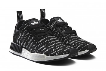 WHITEOUT-BLACKOUT PACK FÜR DEN ADIDAS NMD RUNNER