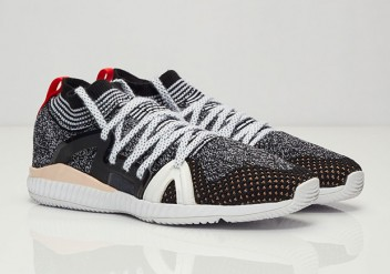 DER CRAZY BOUNCE TRAINER VON STELLA MCCARTNEY X ADIDAS