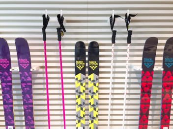 BLACK CROWS FREERIDE SKI IM KELLER SPORTS STORE