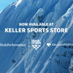 AB MONTAG IM KELLER SPORTS STORE- PEAK PERFORMANCE UND BLACK CROWS