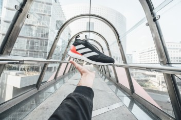 ADIDAS STELLT DEN ACE 16+ ULTRA BOOST RED LIMIT VOR