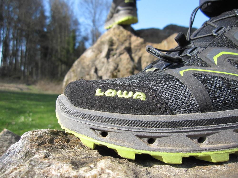 LOWA Aerox GTX Outdoorschuhe im Test