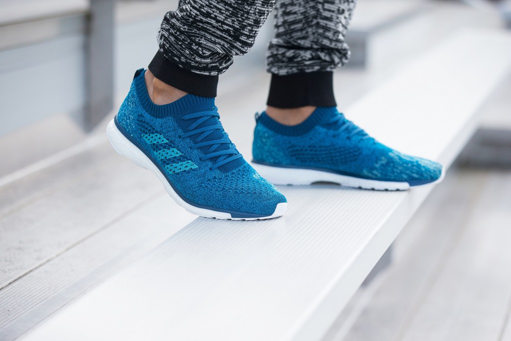 low priced df353 4488b The adidas shoe is worn by Olympic Champions and IAFF World Champions  Shaunae Miller-Uibo and Tori Bowie, from the US, Yohan Blake, from Jamaica  and the ...