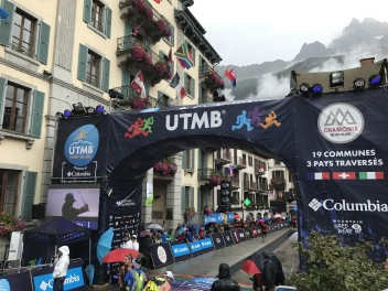 KELLER SPORTS BEIM UTMB 2017 PRESENTED BY COLUMBIA