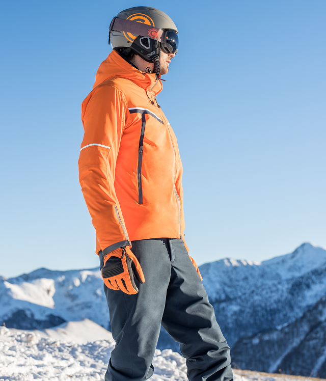 Colmar Ecostretch Erwin jacket  This alpine jacket is perfect for carving  on the piste. It s lined with 120 gr. Thinsulate™. The Ecostretch Erwin  also has ... 72b8d8e6f