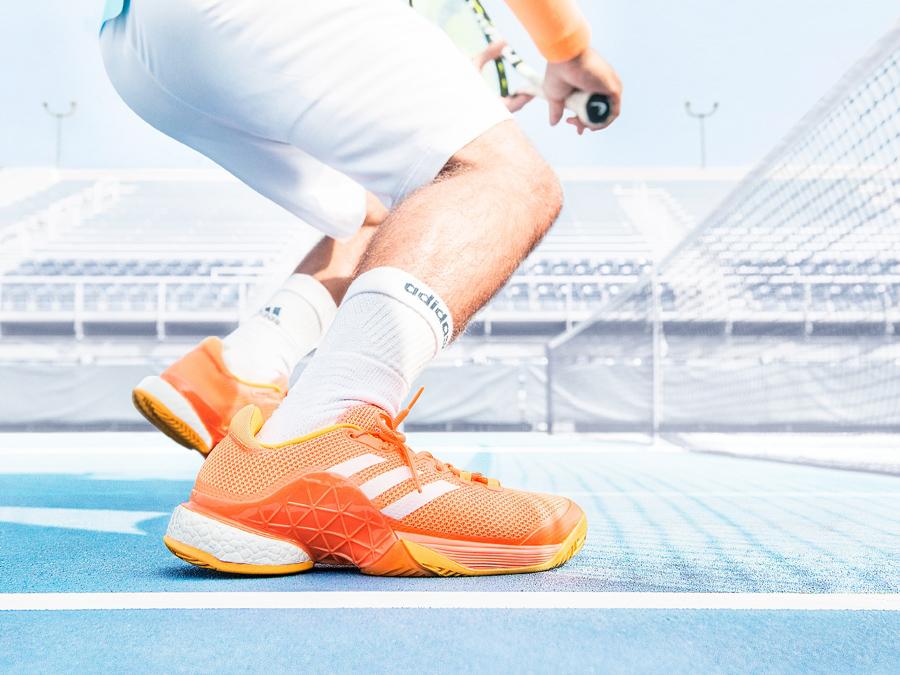 Der richtige Tennisschuh für jeden Untergrund - Das sind die Unterschiede