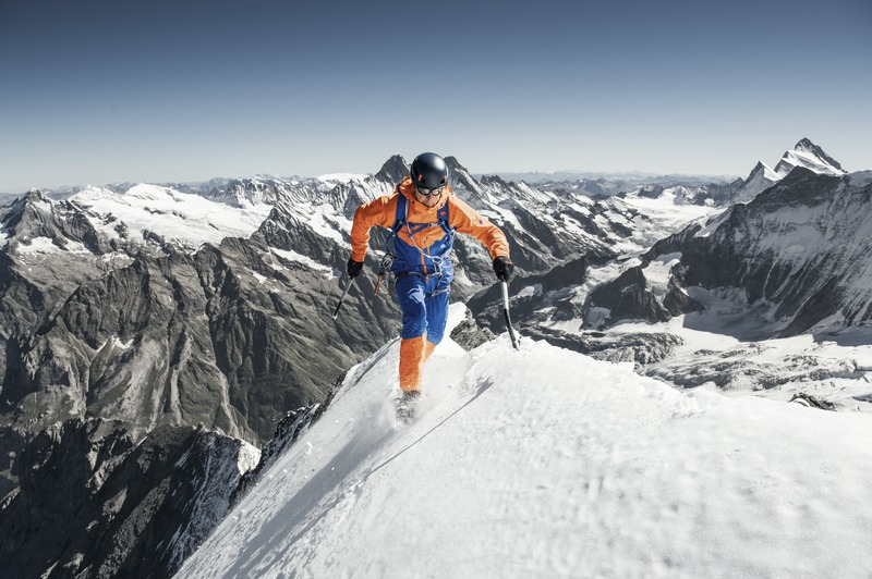Eiger Extreme, Mountaineering, Winter 17/18, Eiger, Switzerland, Launch, Think Extreme, Lookbook, Orderbook