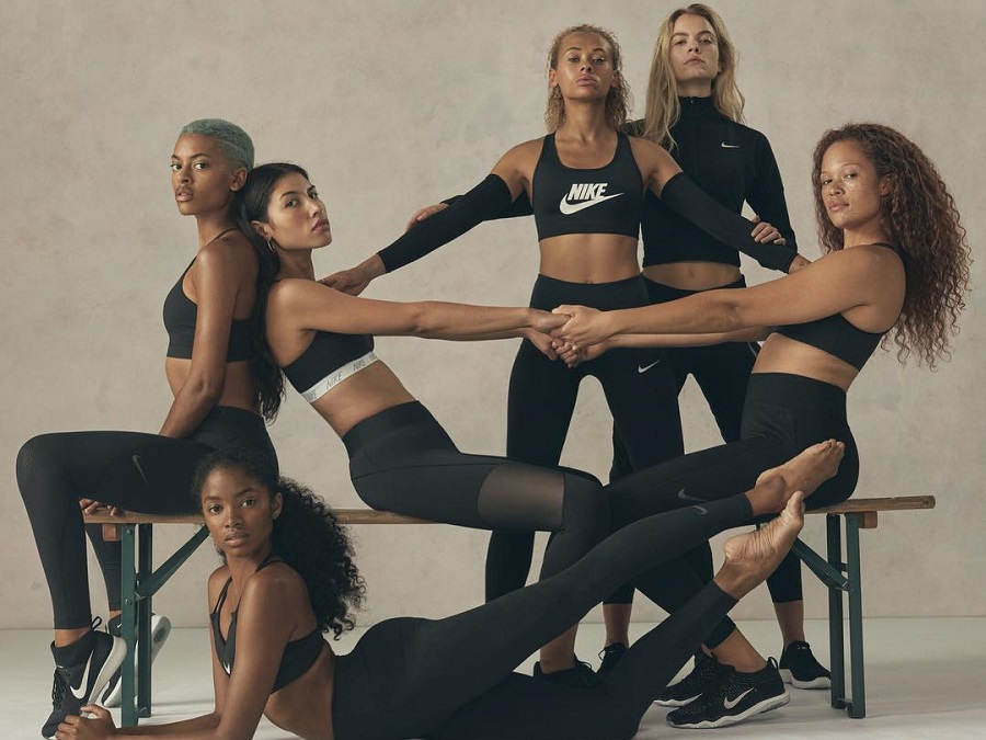 NEU IM SORTIMENT- DIE NIKE SHINE ON TRAININGSKOLLEKTION FÜR DAMEN