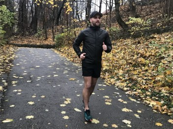 GORE RUNNING WEAR® OBERTEILE IM TEST MIT KELLER SPORTS PRO CHRIS