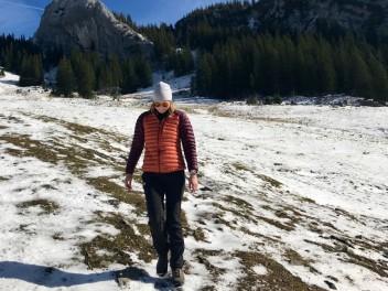 KELLER SPORTS PRO SOPHIE TESTET DIE HAGLÖFS ESSENS MIMIC
