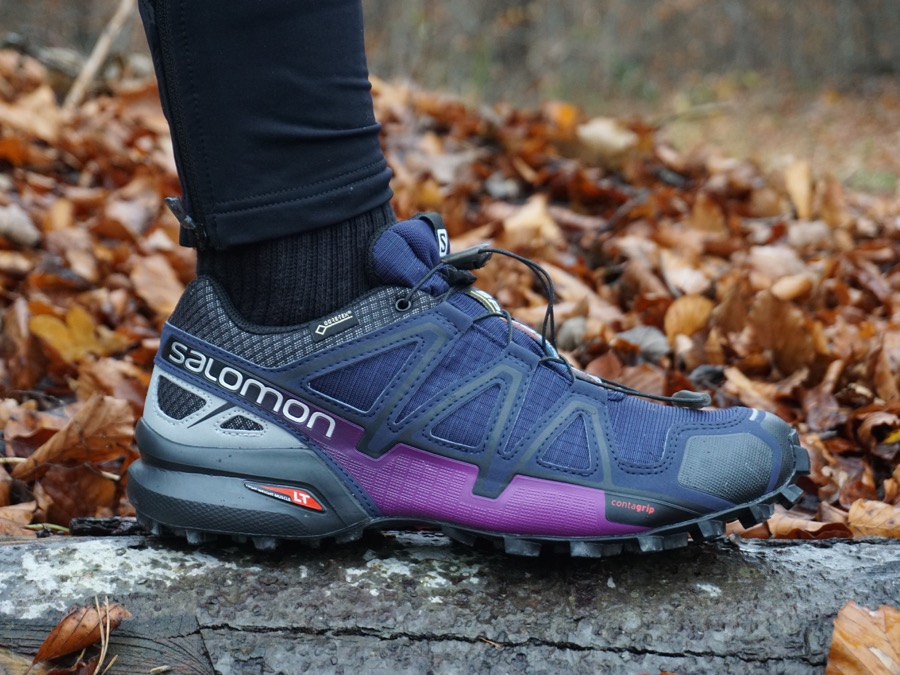 Details about Salomon Speedcross 4 Nocturne GTX Women's Shoes