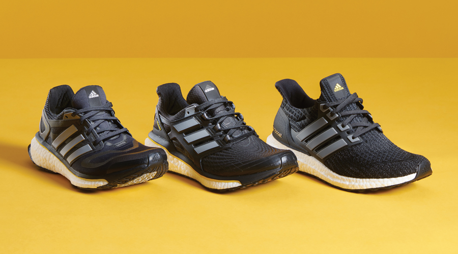 ADIDAS BOOSTT CELEBRATES ITS 5TH ANNIVERSARY AND ENERGY