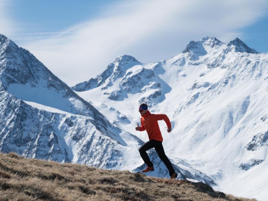 Ein Multitalent für den Bergsport: Die adidas Terrex Skyclimb Fleecejacke