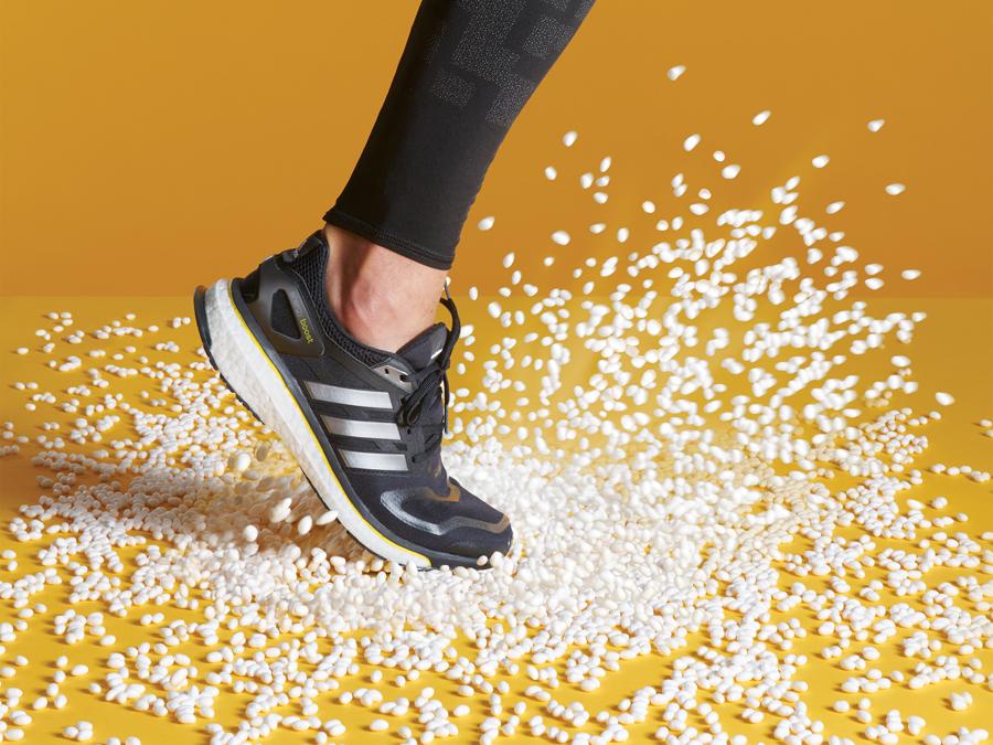 Adidas feiert 5-jähriges BOOST Jubiläum und bringt den Energy BOOST zurück