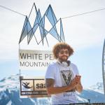 DIE WHITE PEARL MOUNTAIN DAYS GEHEN IN DIE ZWEITE RUNDE