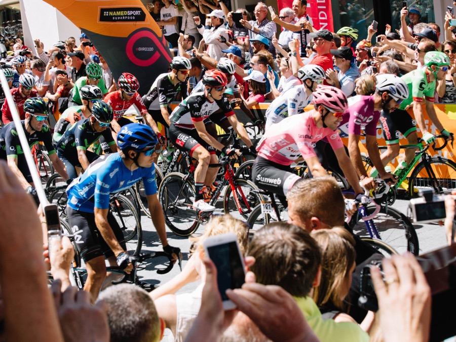 Giro d'Italia Start
