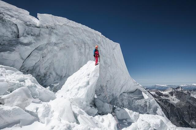 Die Mammut Eiger Extreme Nordwand Pro HS Hooded Jacket im Test 2020