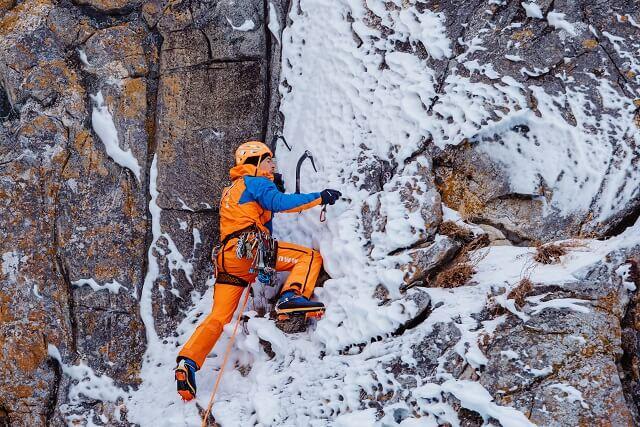 Die Mammut Eiger Extreme Nordwand Pro Hardshellhose im Test 2020