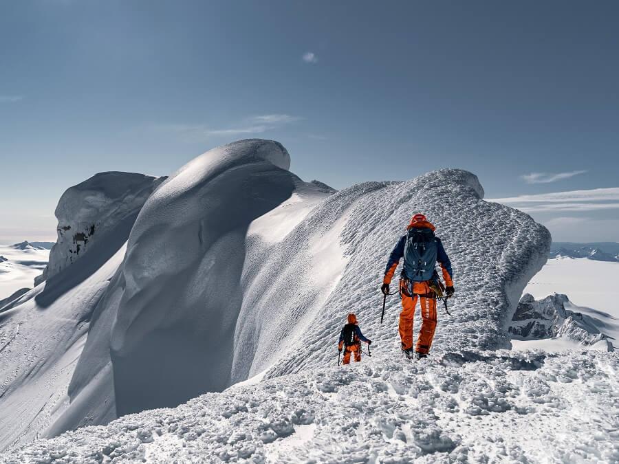 Mammut Eiger Extreme: Weniger Gewicht für mehr Abenteuer