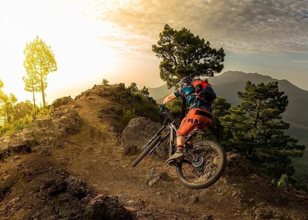 EVOC Uphill Mountainbiking