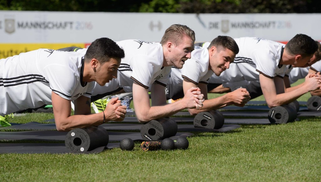 BLACKROLL Die Mannschaft Performance Kit Training