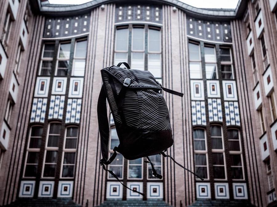 Aevor Daypack und Trip Pack: Flexibilität und Umweltschutz trifft Design und Lifestyle