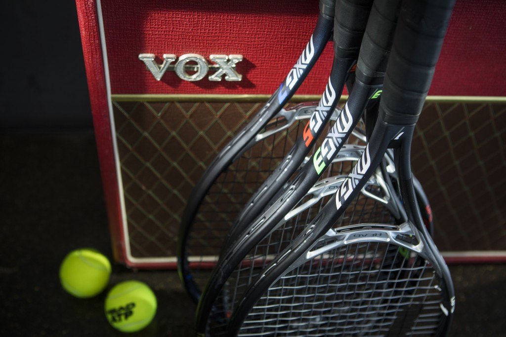 HEAD Tennis MXG Rackets