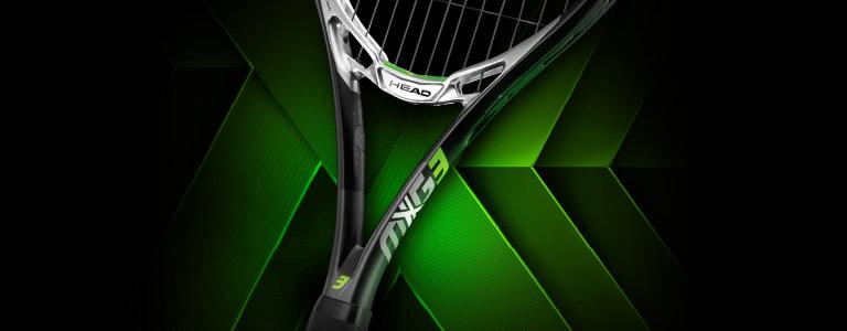 HEAD Tennis MxG 3
