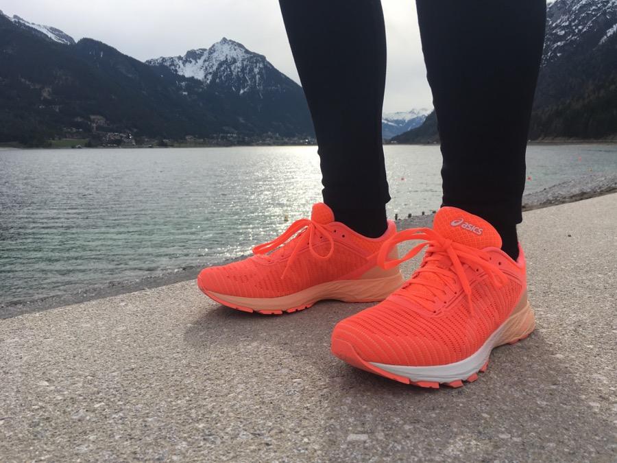 genuine shoes new appearance exclusive range ASICS DYNAFLYTE 2 - GETESTET VON PRO BIGGI - Keller Sports ...