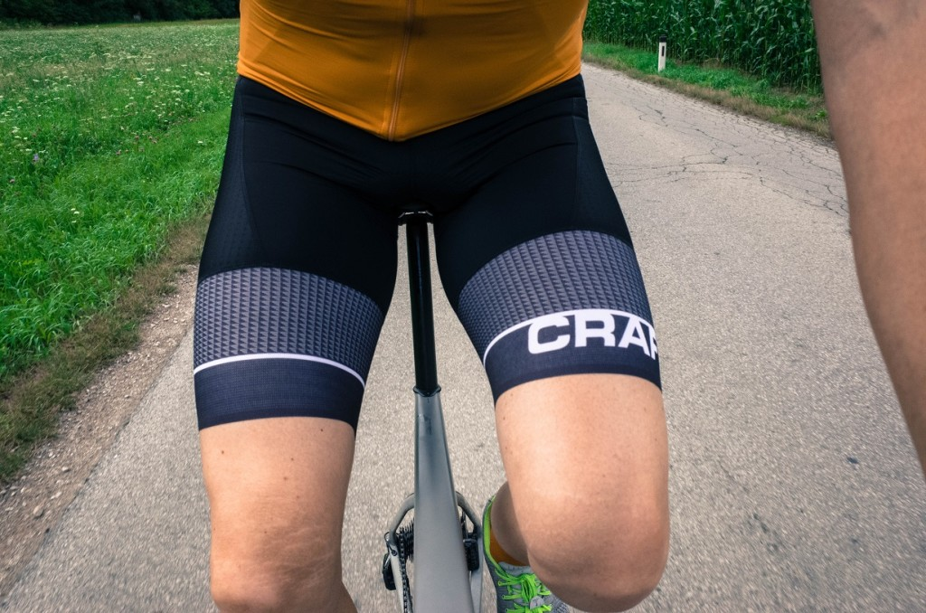 Craft Route Bib Shorts Bike