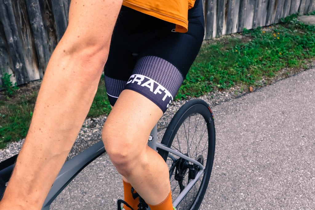 Craft Route Bib Shorts Biking