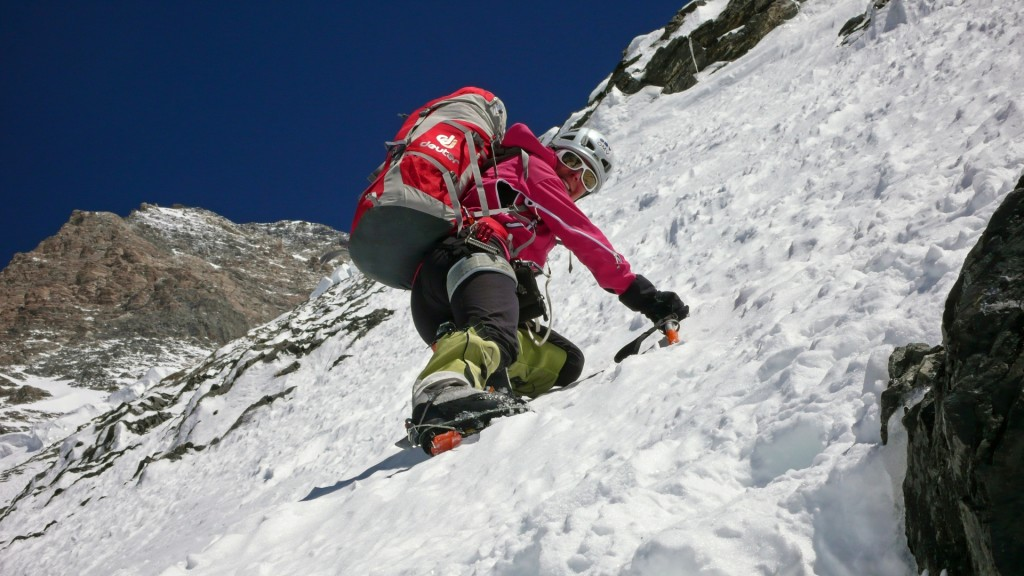 Gerlinde Kaltenbrunner K2