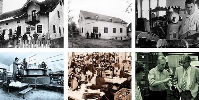 LOWA Geschichte Wanderschuhe seit 1923