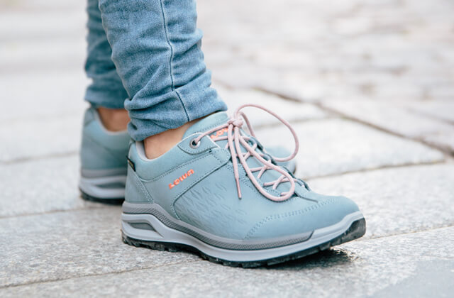 LOWA Locarno GTX Wanderschuhe Sneaker Hybrid Wanderschuhe