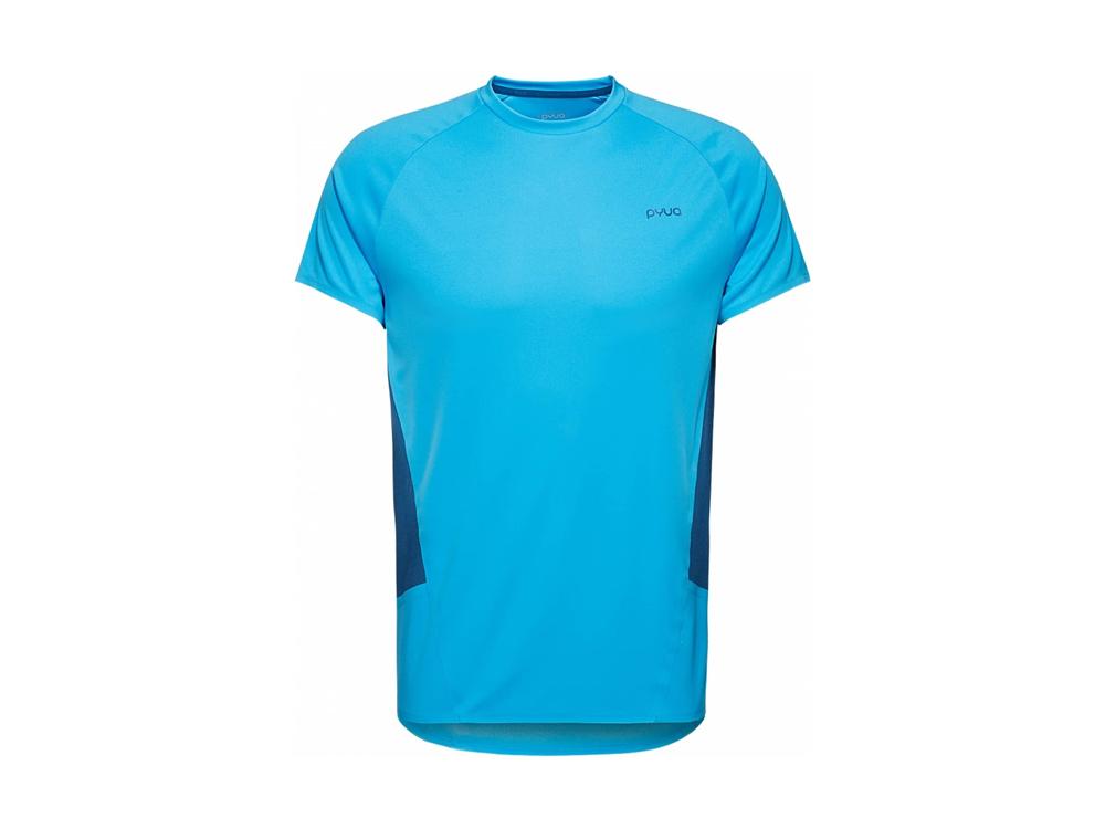 PYUA Deft-Y Herren Funktionsshirt (blau)