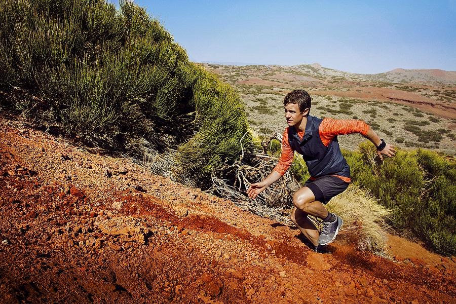 Suunto 9 mountain running