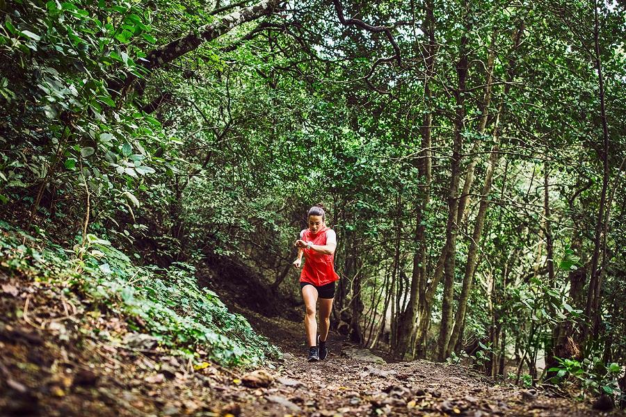 Suunto 9 running