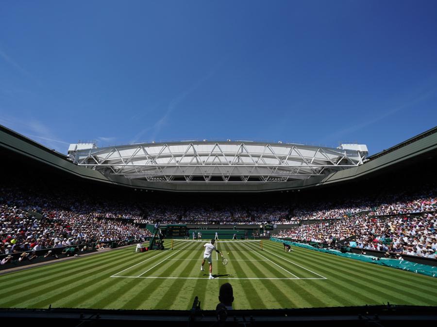 LONDON CALLING: DAS SIND DIE OUTFITS DER TENNIS-STARS BEIM ENGLISCHEN GRAND SLAM