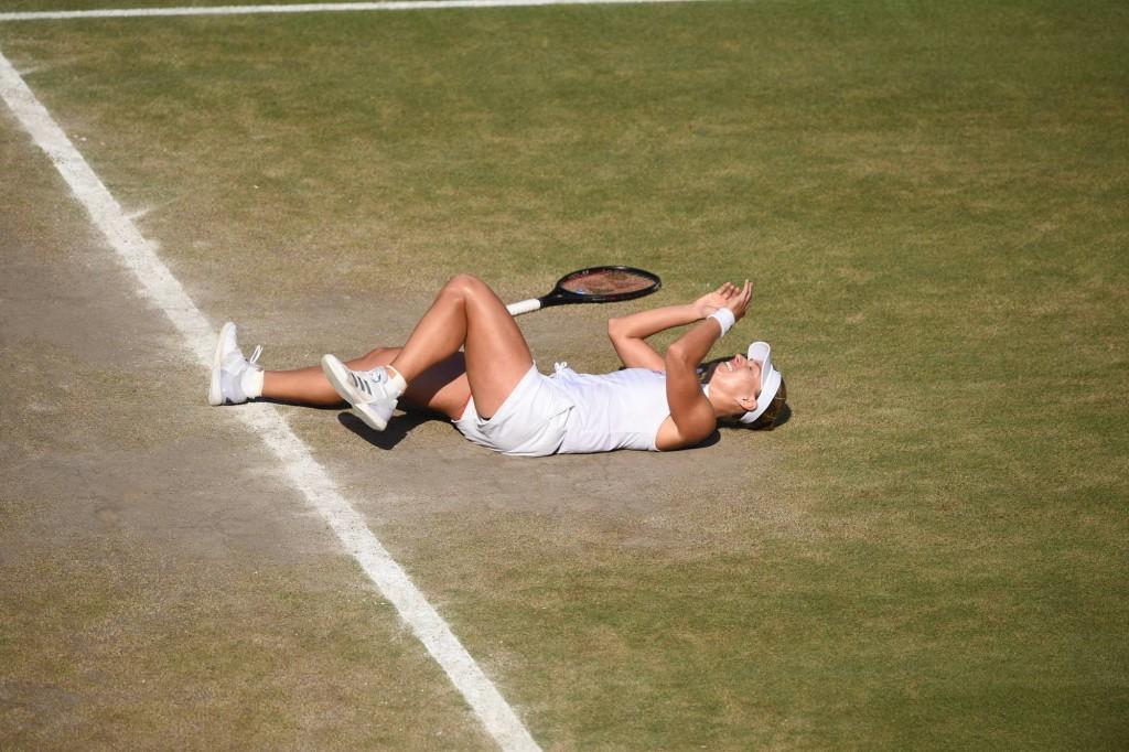 Wimbledon Kerber