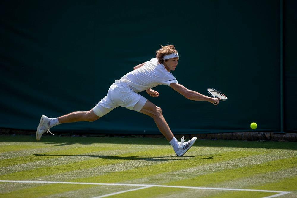 Wimbledon adidas Zverev