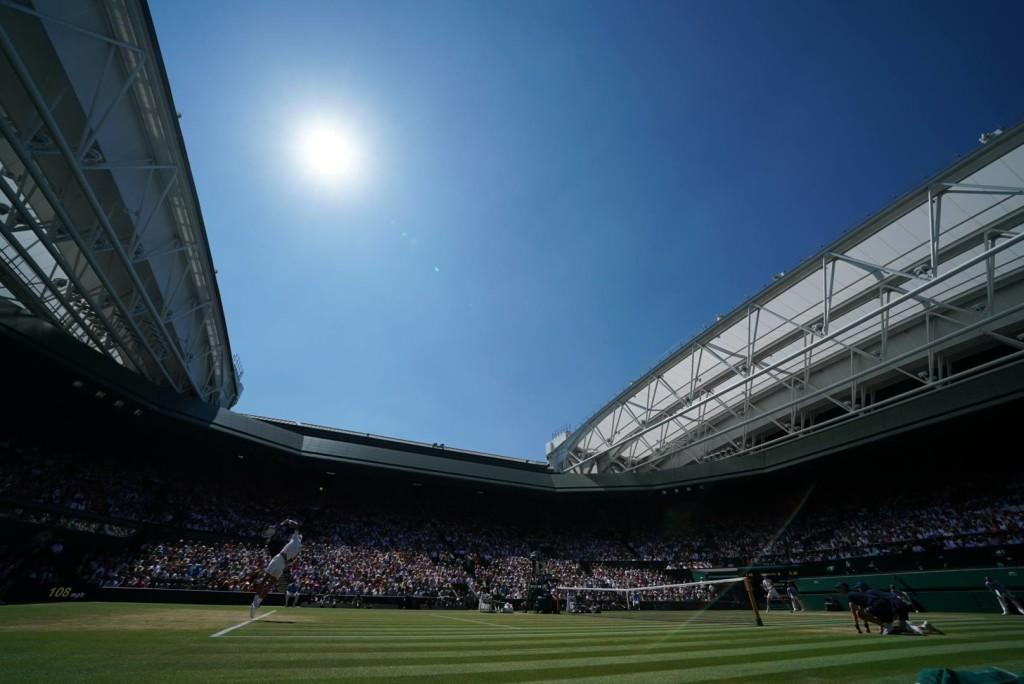 Wimbledon mens finals
