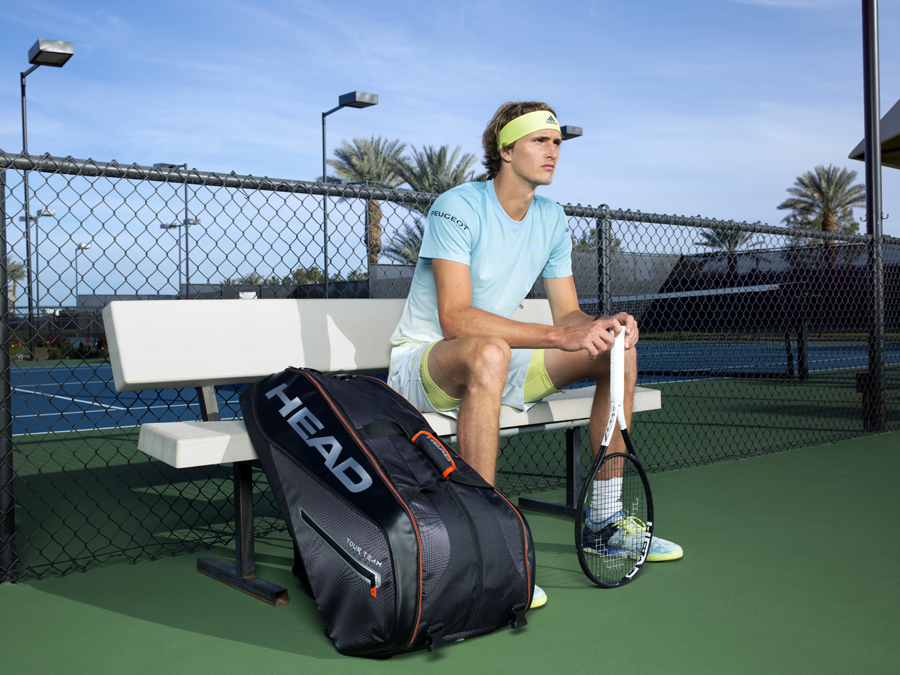 Zverev Head Graphene 360 Speed