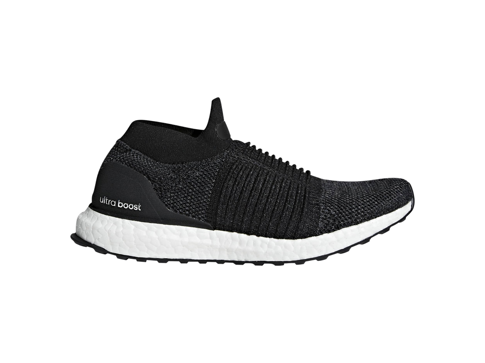 adidas UltraBOOST Laceless running shoes (black)